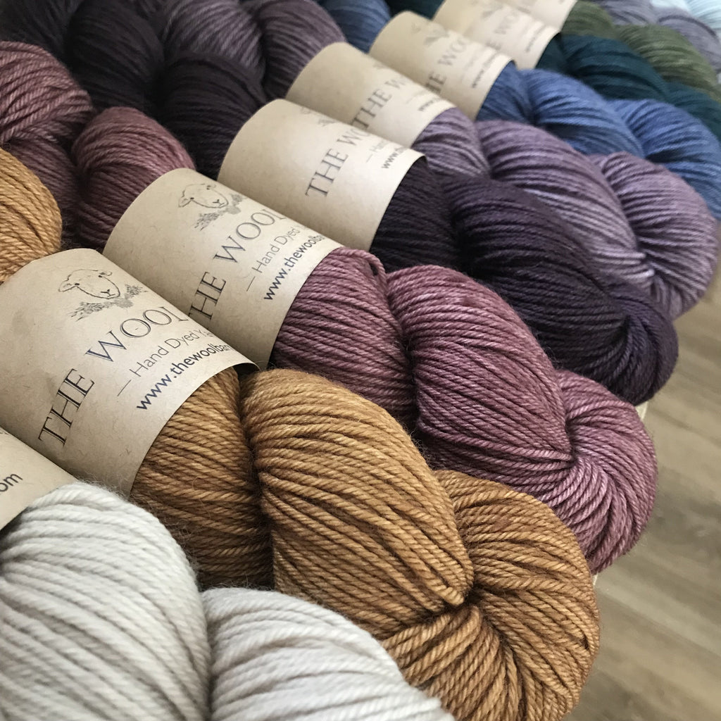 The Wool Barn HERITAGE BFL DK - [variant_title] - Beautiful Knitters
