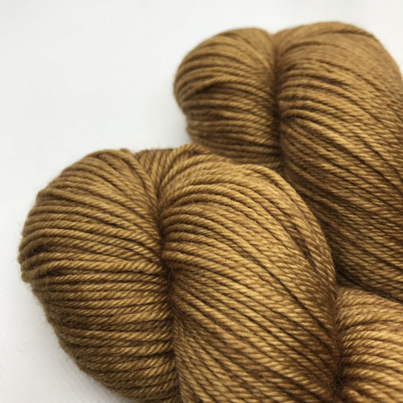 The Wool Barn HERITAGE BFL DK - Pecan - Beautiful Knitters