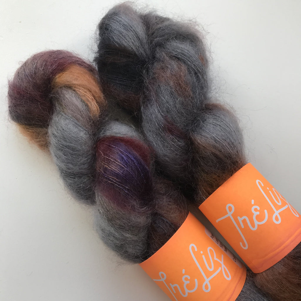 TréLiz POSEIDON - Sirius Black - Beautiful Knitters