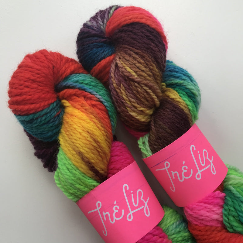 TréLiz TITAN - Mandala - Beautiful Knitters