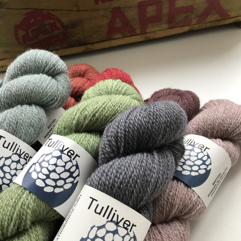 Tulliver MASHAM & BFL - [variant_title] - Beautiful Knitters