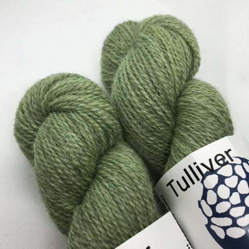Tulliver MASHAM & BFL - Fern - Beautiful Knitters