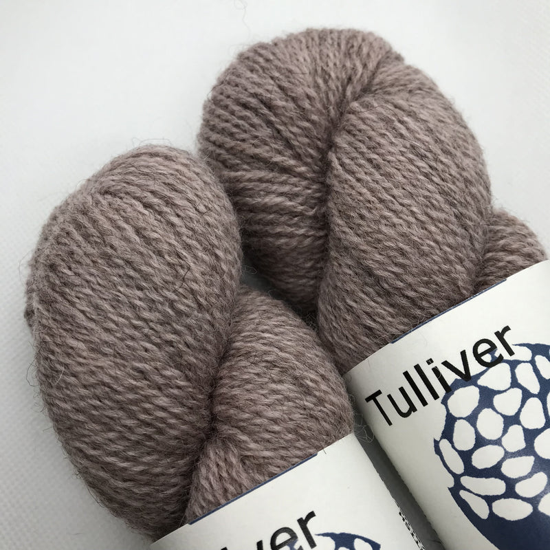 Tulliver MASHAM & BFL - Hint of Pink - Beautiful Knitters