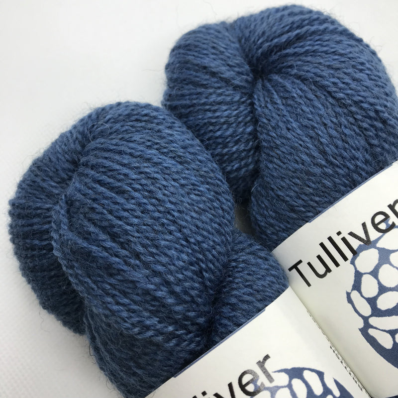 Tulliver MASHAM & BFL - Indigo - Beautiful Knitters