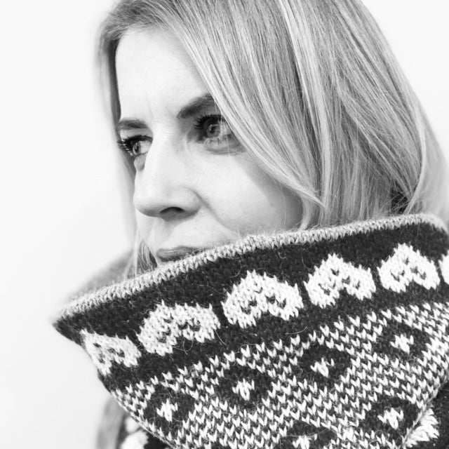 Lined Fair Isle Cowl with Alison Crowther-Smith - Saturday 28 March - [variant_title] - Beautiful Knitters