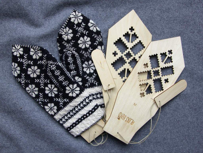 Aleks Byrd MITTEN BLOCKERS - [variant_title] - Beautiful Knitters