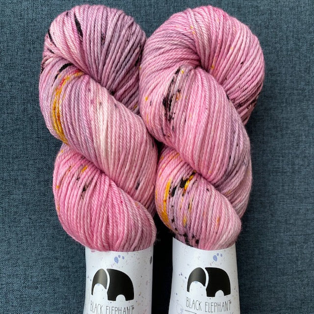 Black Elephant SPRINGY TWIST DK - Cinderella - Beautiful Knitters