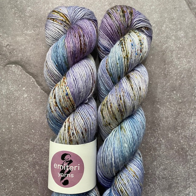 Emiteri Yarns SILKY SINGLES - Bluebells - Beautiful Knitters
