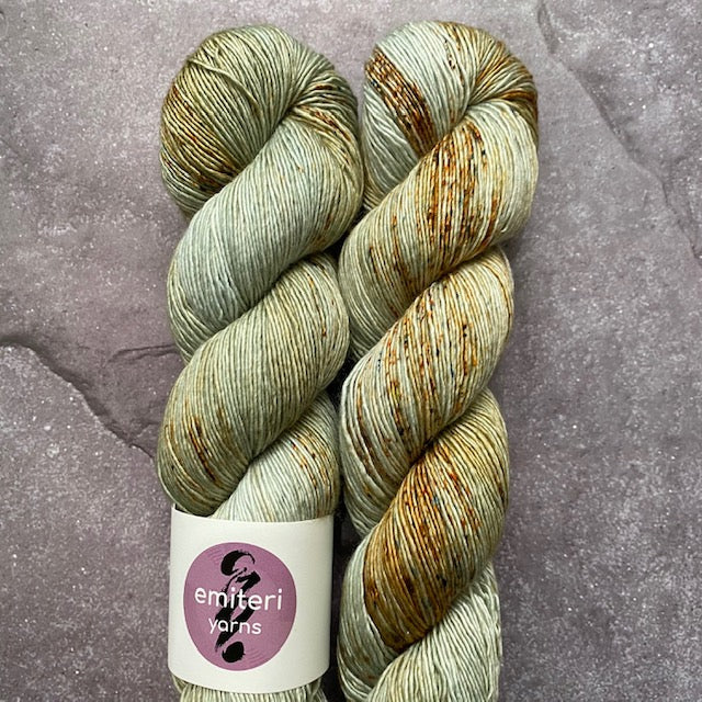 Emiteri Yarns SILKY SINGLES - Sage - Beautiful Knitters