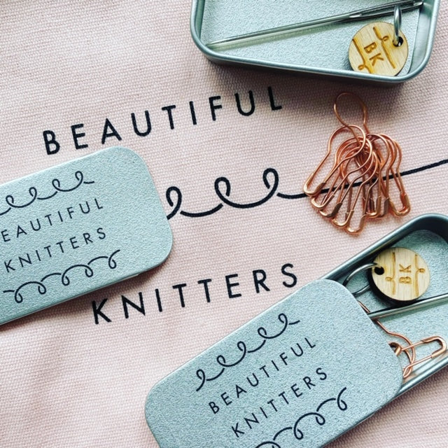 Beautiful Knitters FIRST AID KIT - [variant_title] - Beautiful Knitters