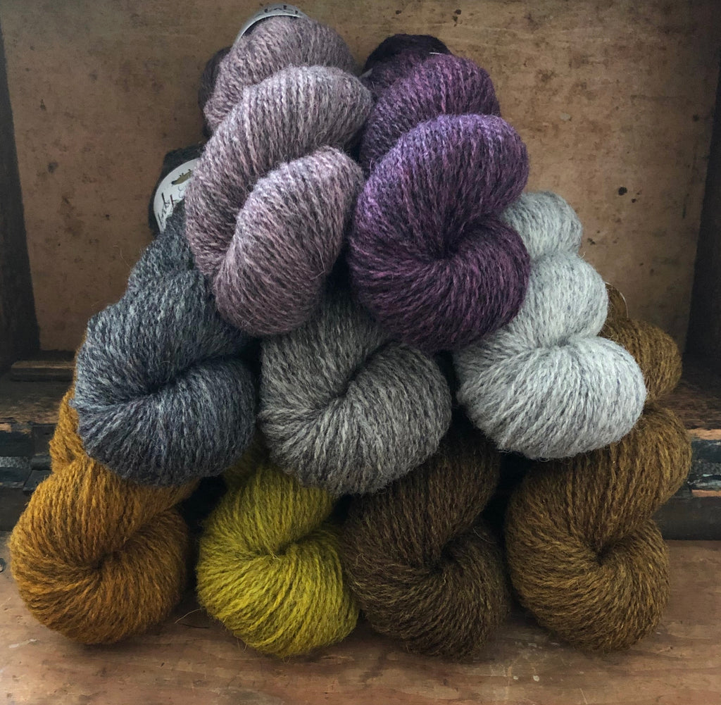 Gathered Sheep Yarns Collection