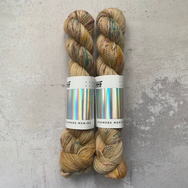 HHF CASHMERE MERINO - Cereal - Beautiful Knitters