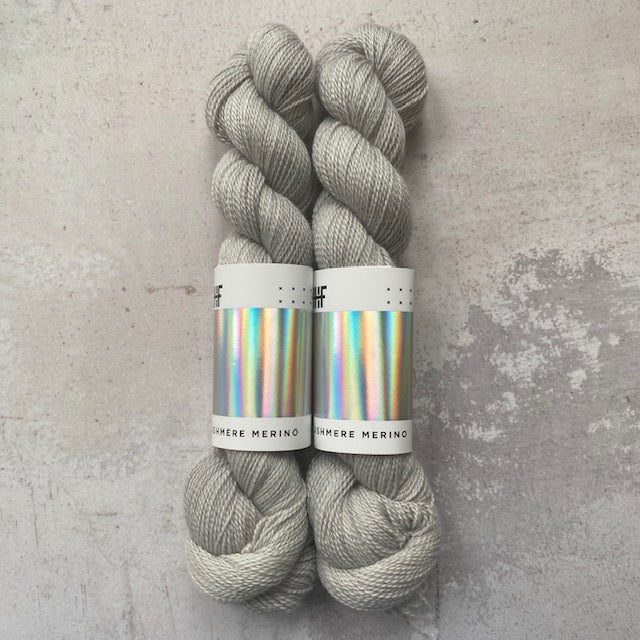 HHF CASHMERE MERINO - Crystal - Beautiful Knitters
