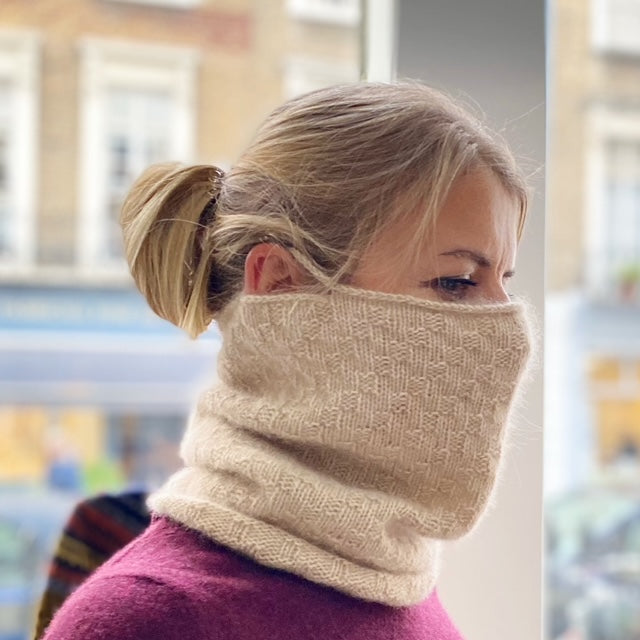 Hide n Peek Snood - [variant_title] - Beautiful Knitters