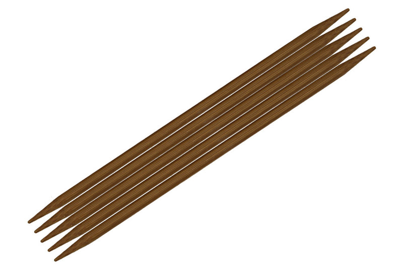 Lykke 6' DRIFTWOOD Double Pointed Needles