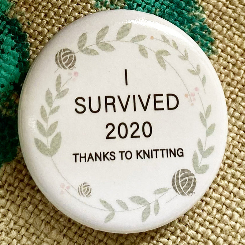 Beautiful Knitters I SURVIVED 2020 - [variant_title] - Beautiful Knitters