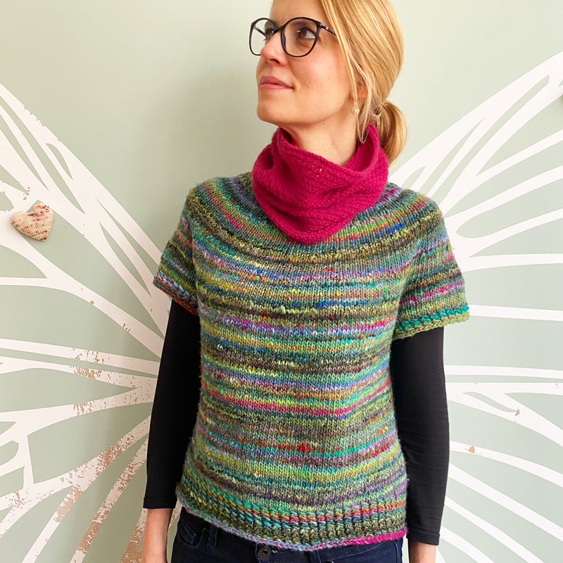 Inovec Pullover - [variant_title] - Beautiful Knitters