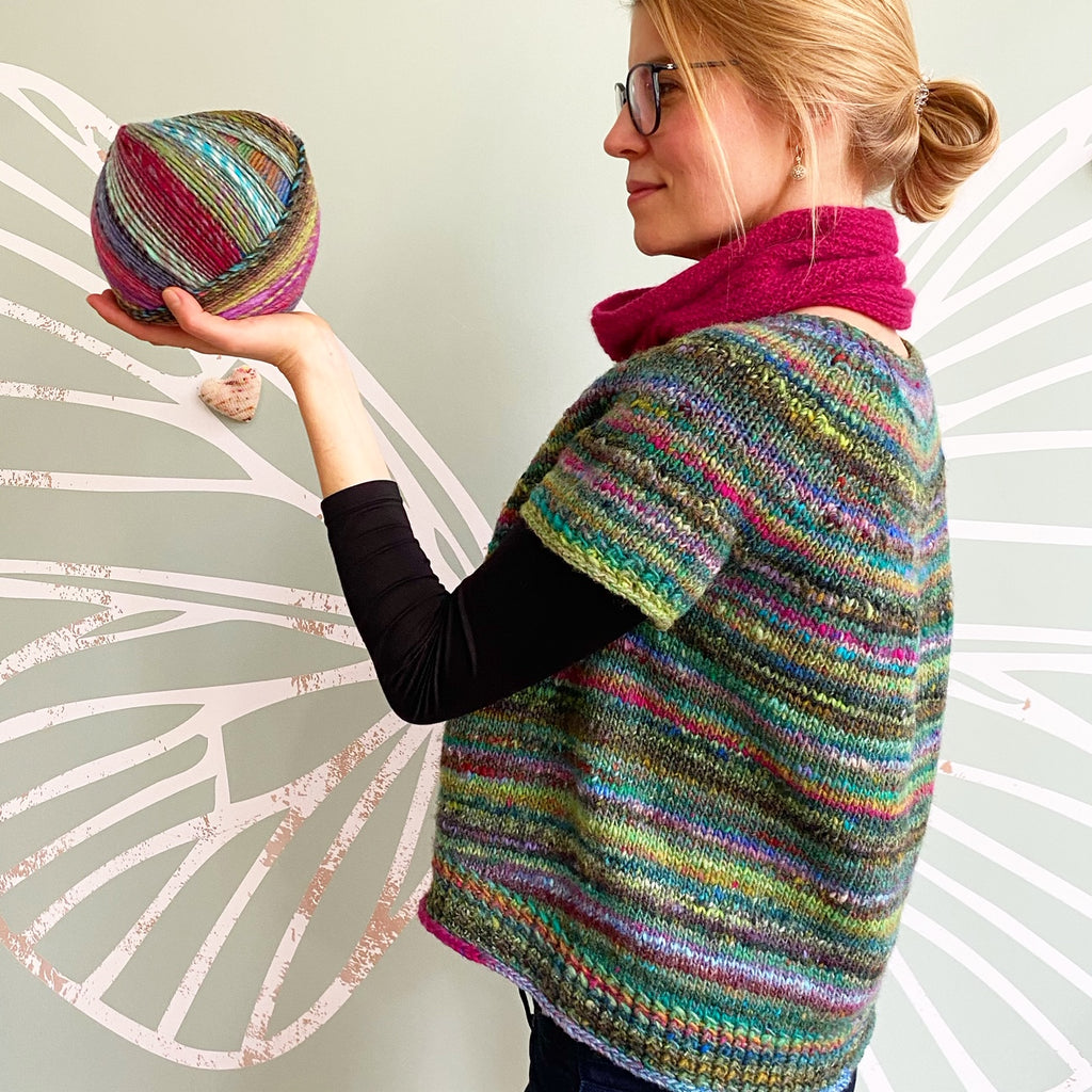 Inovec Pullover Pattern - [variant_title] - Beautiful Knitters