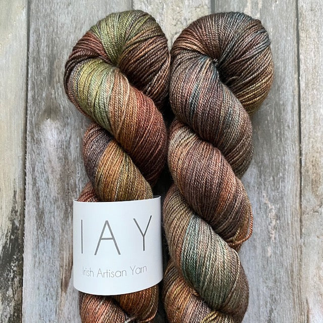 Irish Artisan Yarn MSY - Belfast - Beautiful Knitters