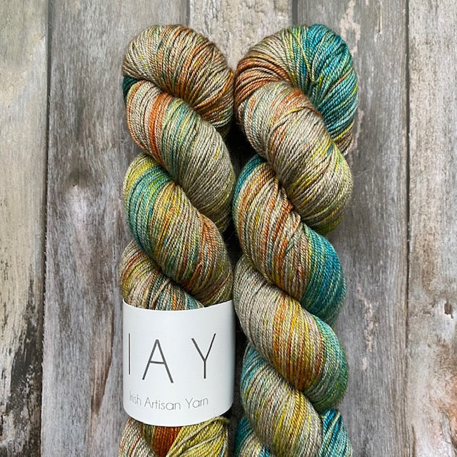 Irish Artisan Yarn MSY - Cork - Beautiful Knitters