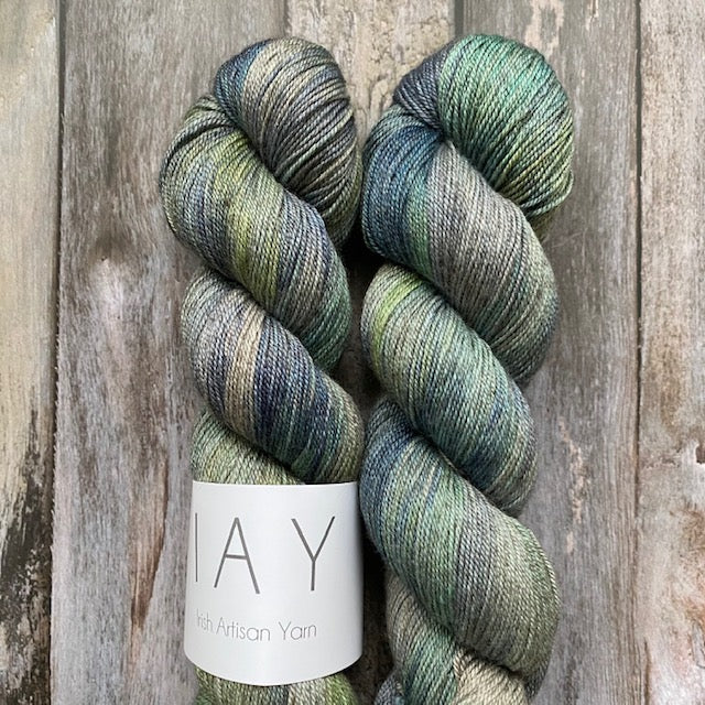 Irish Artisan Yarn MSY - Dublin - Beautiful Knitters