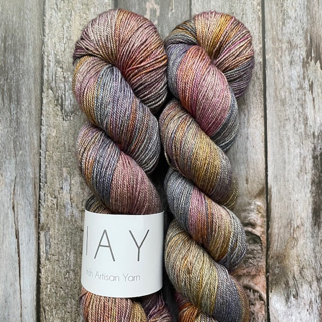 Irish Artisan Yarn MSY - Greyabbey - Beautiful Knitters