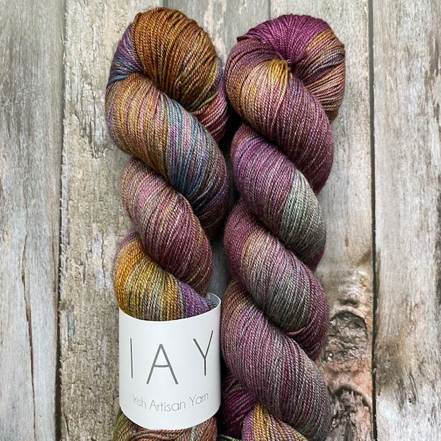 Irish Artisan Yarn MSY - Valentia Island - Beautiful Knitters