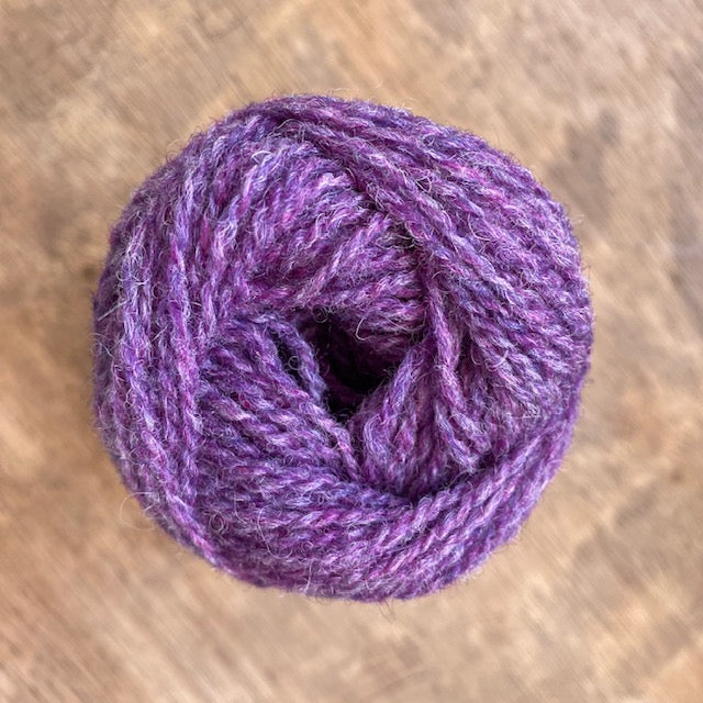 Jamieson & Smith 2ply JUMPER - 123mix - Beautiful Knitters