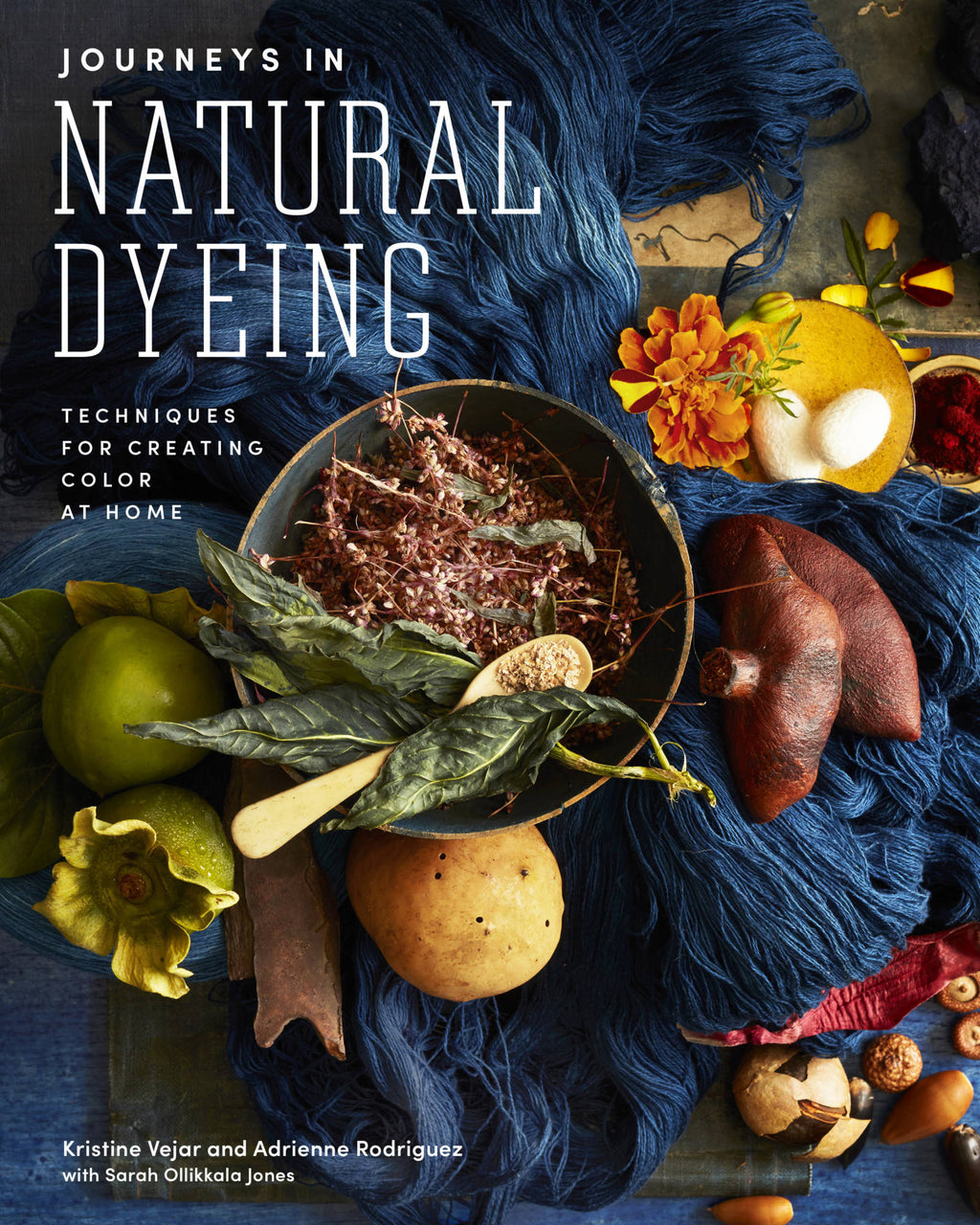 JOURNEYS IN NATURAL DYEING - [variant_title] - Beautiful Knitters