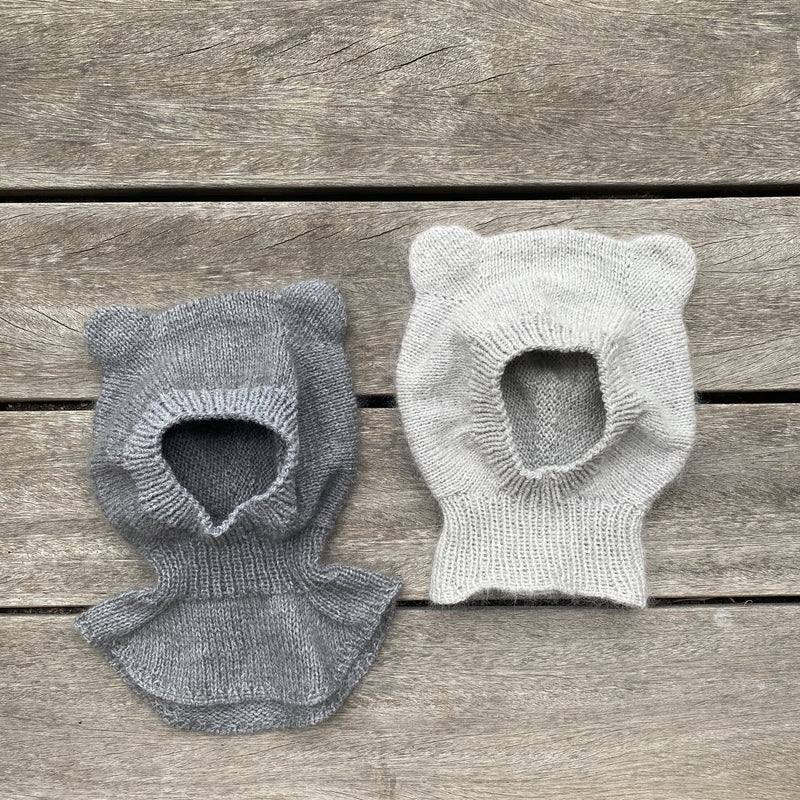 Knitting For Olive BABY BEAR BONNET PATTERN