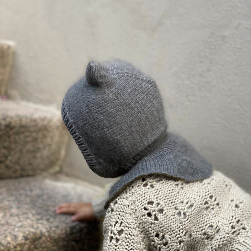 Knitting For Olive BABY BEAR BALACLAVA PATTERN - [variant_title] - Beautiful Knitters