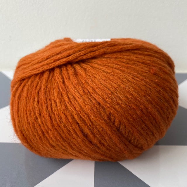 Knitting for Olive DOUBLE SOFT MERINO - Burnt Orange - Beautiful Knitters