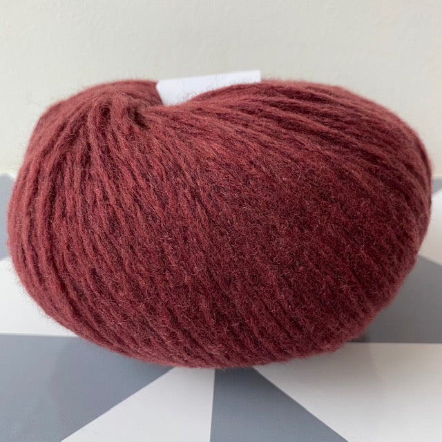Knitting for Olive DOUBLE SOFT MERINO - Claret - Beautiful Knitters