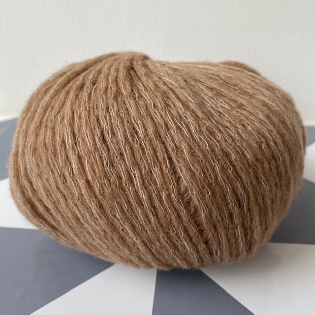 Knitting for Olive DOUBLE SOFT MERINO - Soft Cognac - Beautiful Knitters