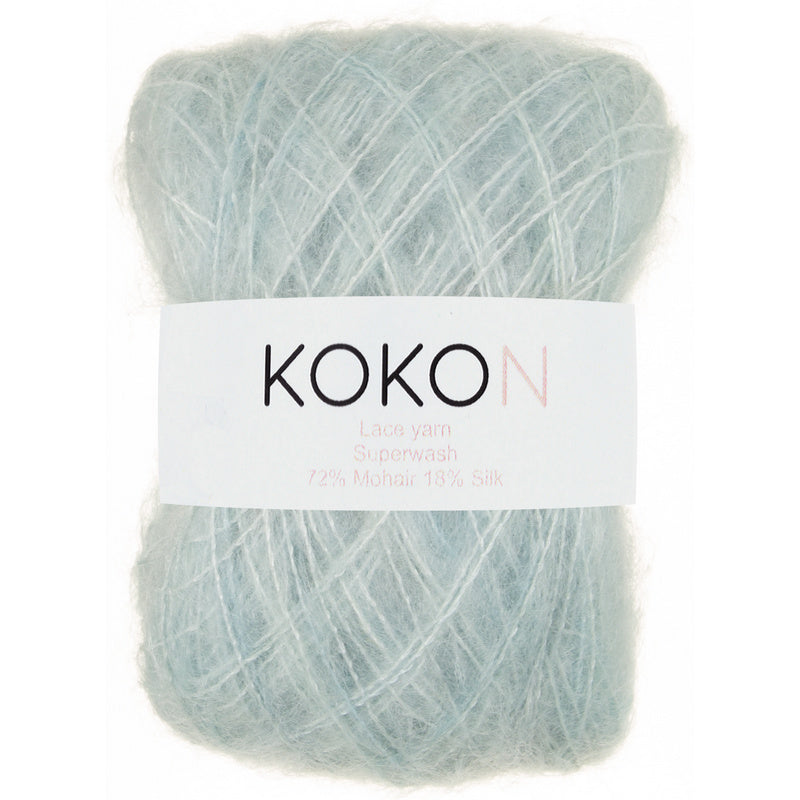 Kokon KIDSILK MOHAIR - Blue Moon - Beautiful Knitters