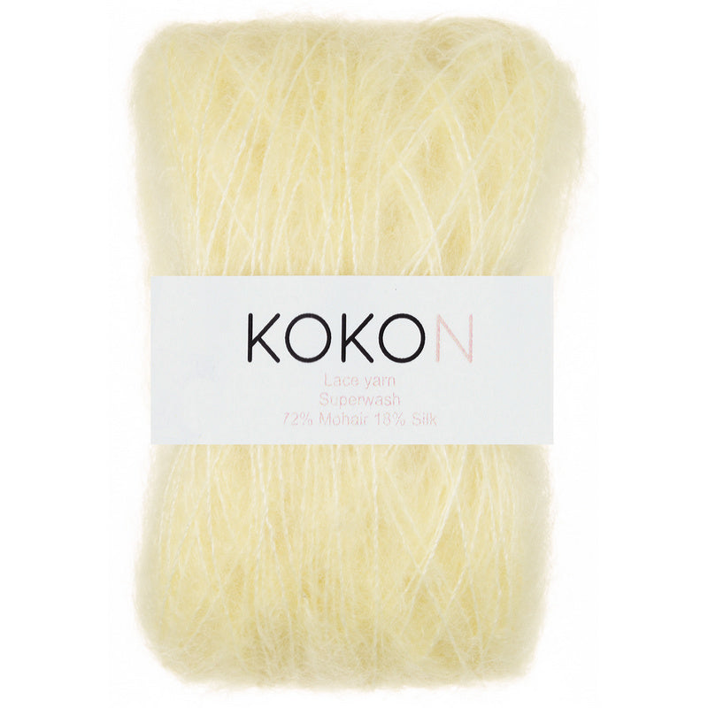 Kokon KIDSILK MOHAIR - Butterscotch - Beautiful Knitters