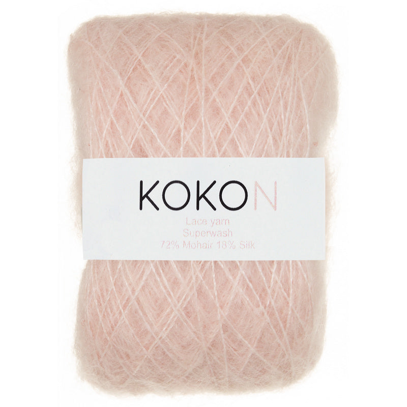 Kokon KIDSILK MOHAIR - Cotton Candy - Beautiful Knitters