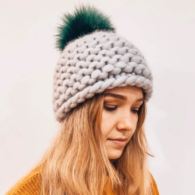 LaLaLa Hat - Beautiful Knitters