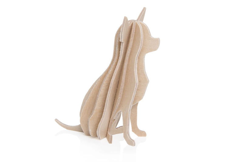 lovi CHIHUAHUA - Natural Wood - Beautiful Knitters