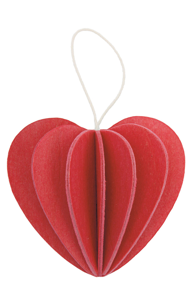 lovi HEART - Bright Red - Beautiful Knitters