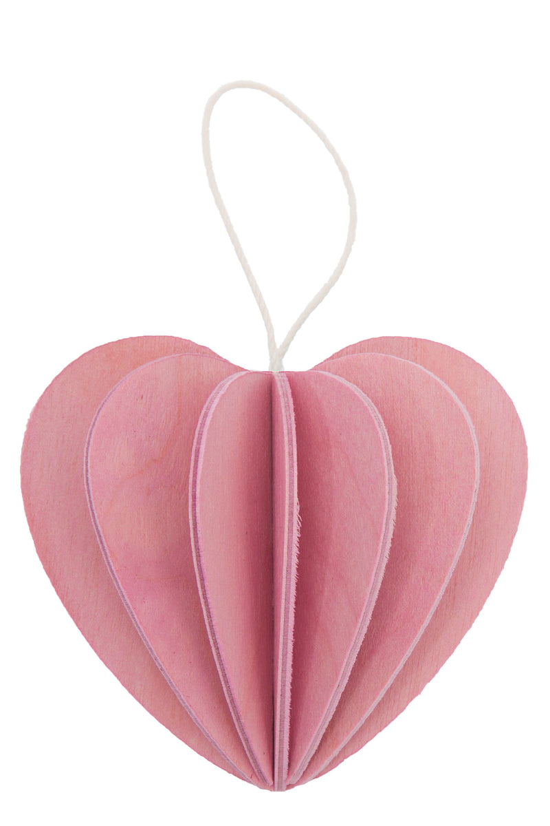 lovi HEART - Light Pink - Beautiful Knitters