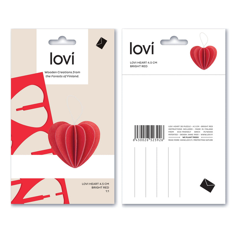 lovi HEART - [variant_title] - Beautiful Knitters