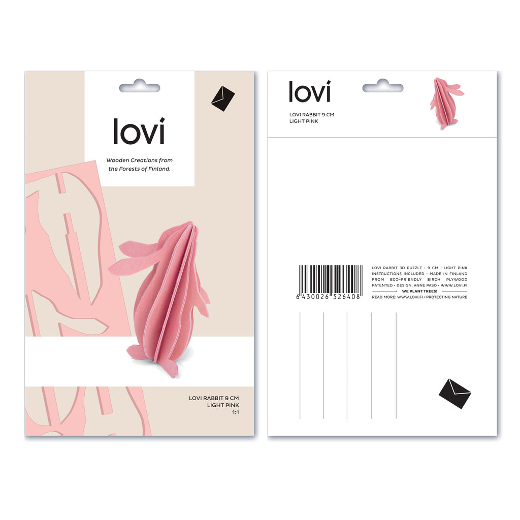 lovi RABBIT - [variant_title] - Beautiful Knitters