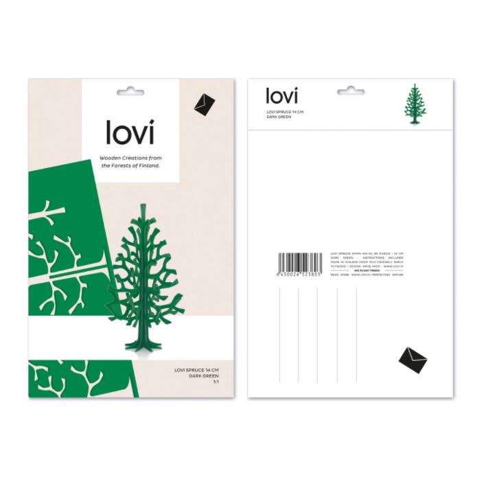 lovi SPRUCE TREE - [variant_title] - Beautiful Knitters