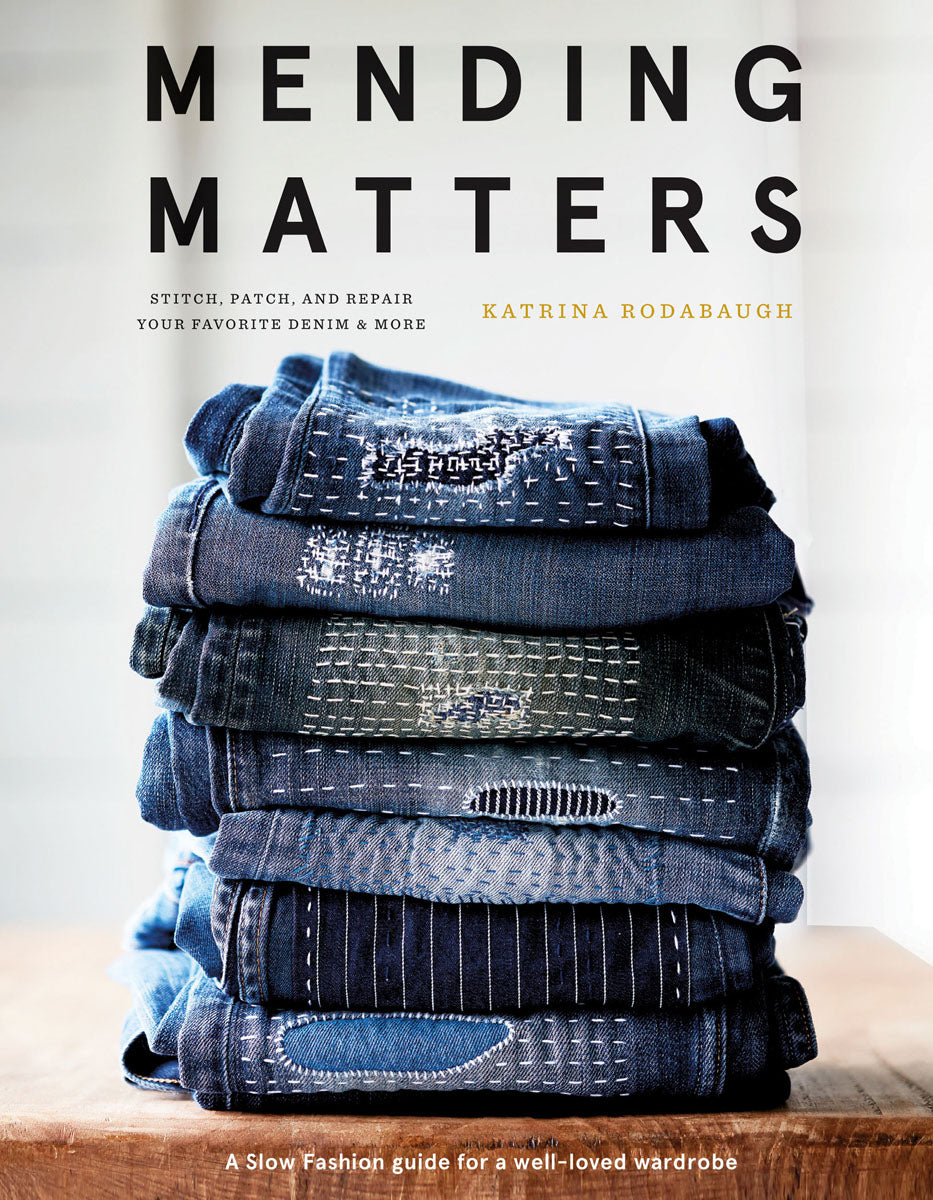 MENDING MATTERS - [variant_title] - Beautiful Knitters