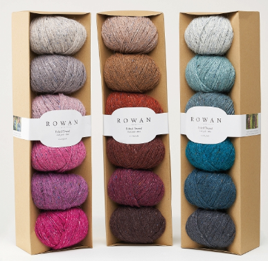 Rowan FELTED TWEED FADE PACK - [variant_title] - Beautiful Knitters