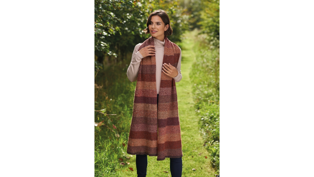 Rowan FELTED TWEED FADE PACK - Rust - Beautiful Knitters
