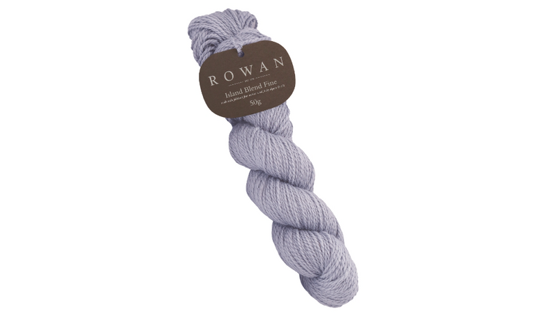Rowan ISLAND BLEND FINE - 103 Wedgewood - Beautiful Knitters