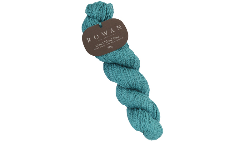 Rowan ISLAND BLEND FINE - 109 Lagoon - Beautiful Knitters