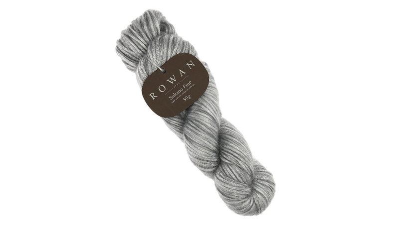 Rowan SULTANO FINE - 00300 Pewter - Beautiful Knitters